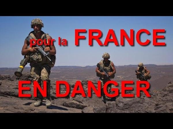 Pour la France en danger 🇫🇷 autre version chant militaire avec parole
