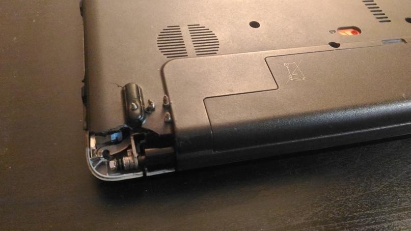 Грустный клиентский ноутбук(((, изображение №1