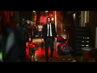 Джон Уик 3 / John Wick 3: Parabellum (2019) Русский трейлер