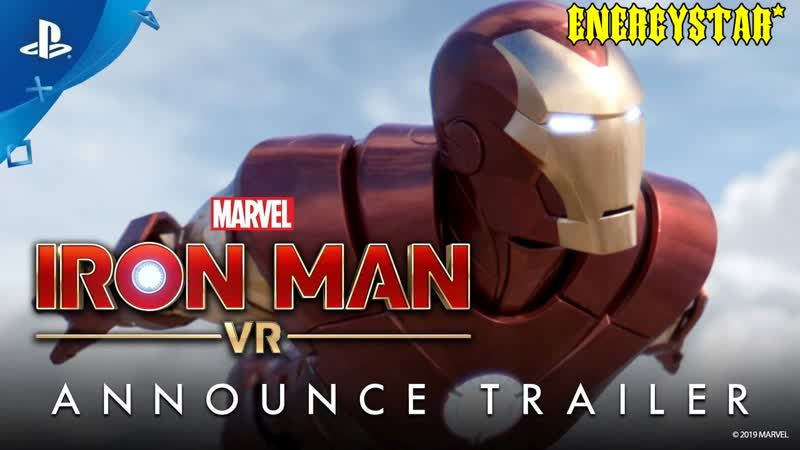 Трейлер • Iron Man VR • PS4