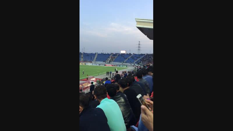 Финал АФК в городе Гиссар