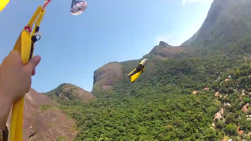 BEST OF F A S T Wingsuit and Base Jumping Brazil GOPRO[HD,1280x720]