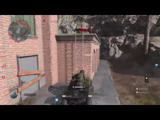 Got a 7 kill streak with an atv. modern warfare