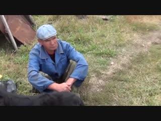 Алтайский старец в глуши и ему всё видно...