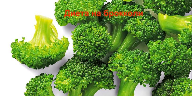 диета на брокколи 10 дней