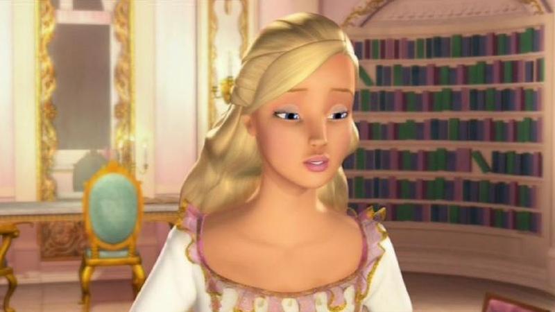Барби все серии мультфильмов ♣ Барби Принцесса и Нищенка | барби мультфильм на русском