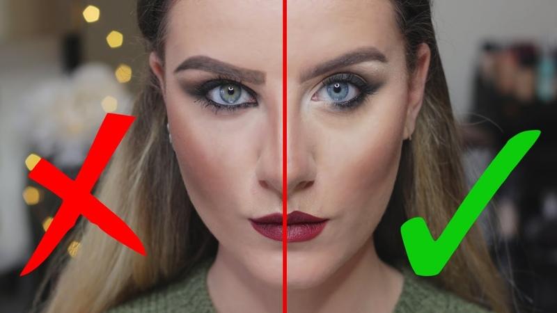 15 ERRORI di Makeup che NON ci fanno diventare BELLE Come truccarsi bene Carmela D'Ascoli