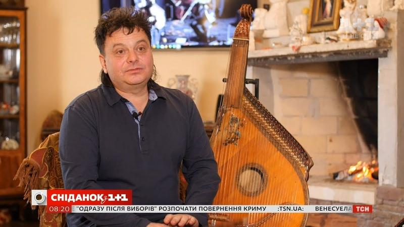 Втратити все окрім таланту історія бандуриста Романа Гриньківа