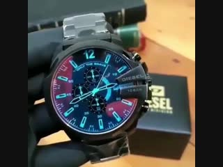 Элитные мужские часы Diesel 10 BAR НОВИНКА 2018