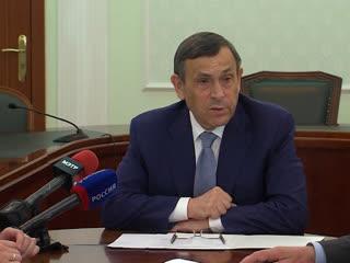 Новый ФОК в поселке Приволжский Волжского района готов более чем наполовину
