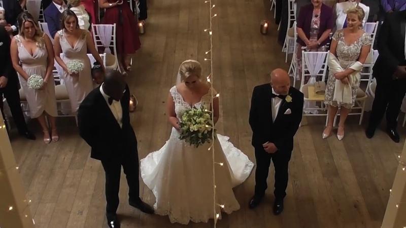 Laura Theo's Wedding Ceremony