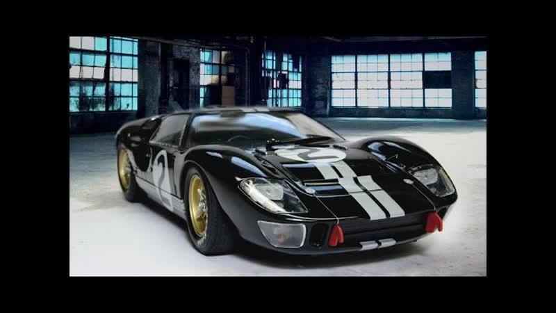 Ford GT40 MKII fujimi 1 24 Le Mans 1966 Car Model