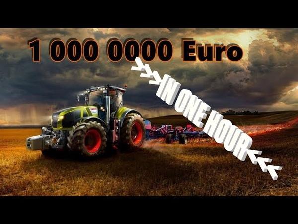 FarmingSimulator First step to the 1 000 000 000 EUR farmFarmRockRoll