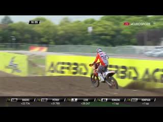 MX2/MXGP 2019. Гран-При Китая. Первые гонки