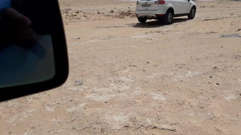 Нейтральная зона,между Зап.Сахарой и Мавританией