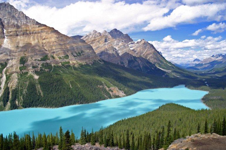 Самые красивые озера Канады, изображение №4