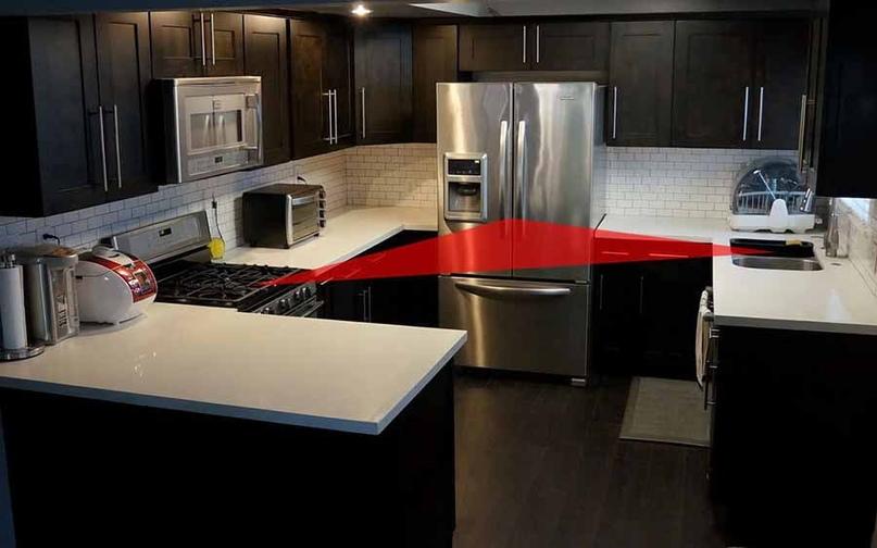 Как расставить мебель на кухне, изображение №3