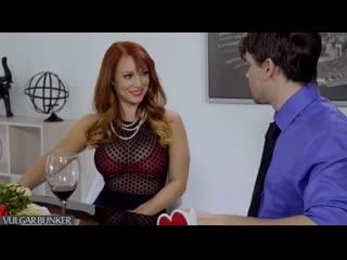 Dani jensen [порно с рыжей мамкой, big boobs, redhead, hardcore, mom, glasses, milf, фулл, handjob, wife]