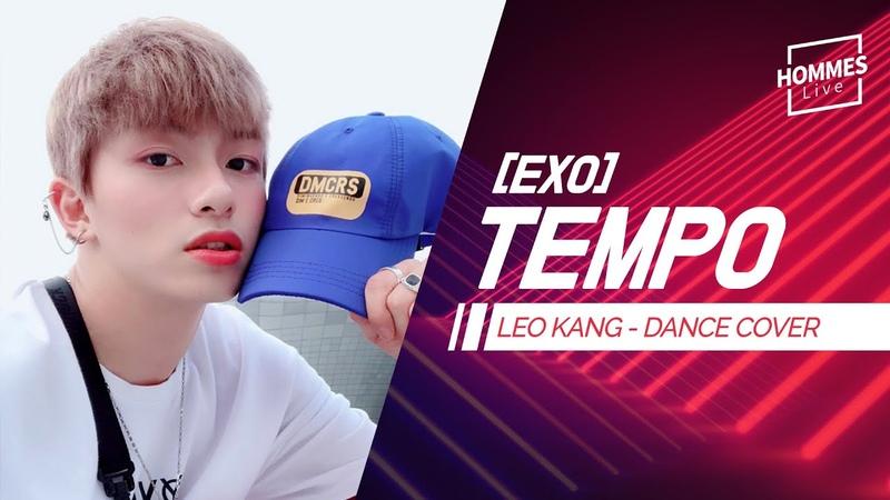 [YOUTUBE] Kang Leo 201973 Exo - Tempo Leo Kang (강레오) Dance Cover