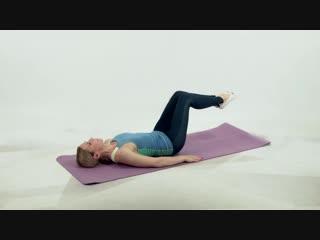 Гимнастика для лечения коленеи