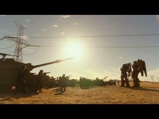 Шаттер и Дропкик ведут переговоры с Сектором 7 | Бамблби