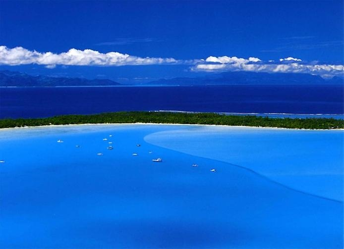 Остров Муреа во Французской Полинезии, изображение №5