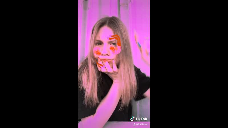 Катя Тиктокерша Слив