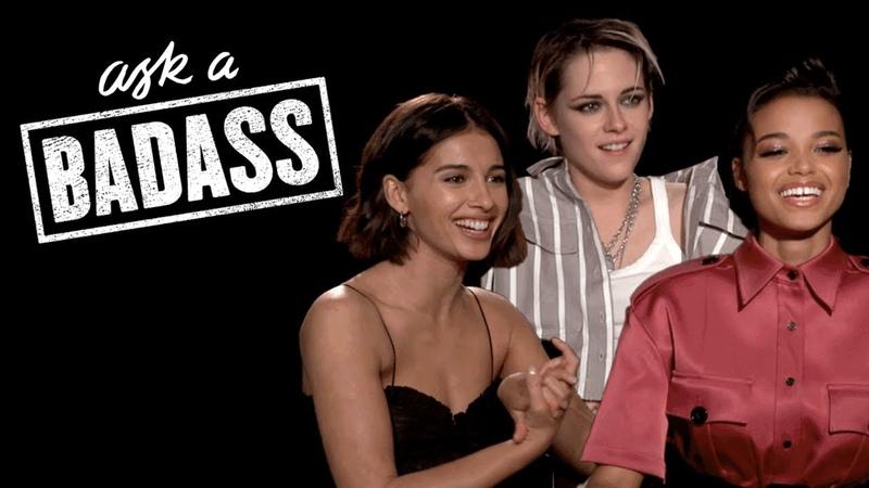 Elizabeth Banks' Ask A Badass   Charlie's Angels   WHOHAHA