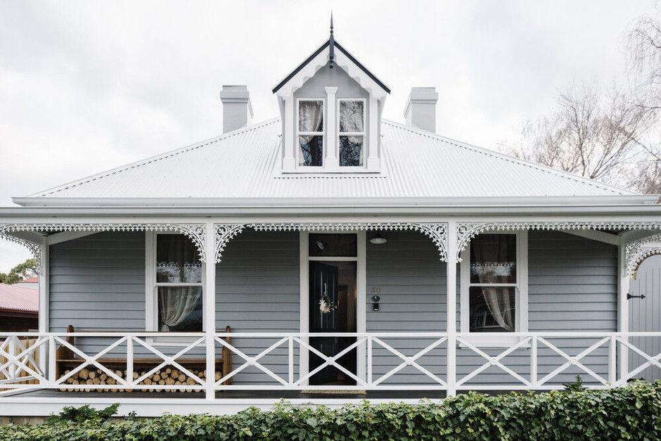 Lumière Lodgе: уютный дом в викторианском стиле в Тасмании