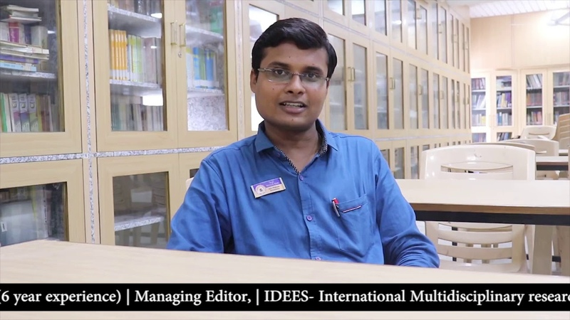 Dr. Mehul Shah, Assistant Professor of Accounting --J.Z.Shah Arts H.P. Desai college