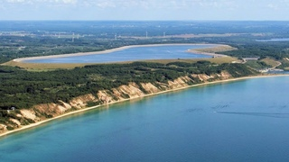 A Giant Battery for Wind and Solar Energy: Ludington Pumped Storage Power Station