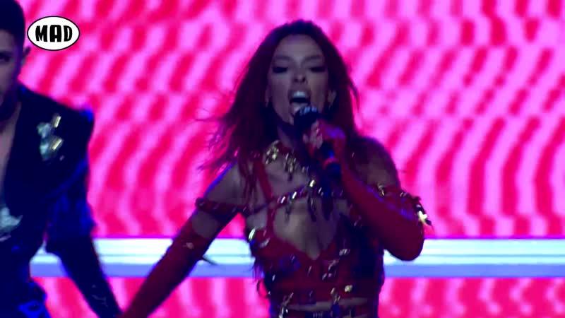 """Ελένη Φουρέιρα - 2J _⁄ """"El Ritmo Psicodelico"""" _⁄ """"Gasolina"""" ¦ Mad VMA 2019 by Coca-Cola"""
