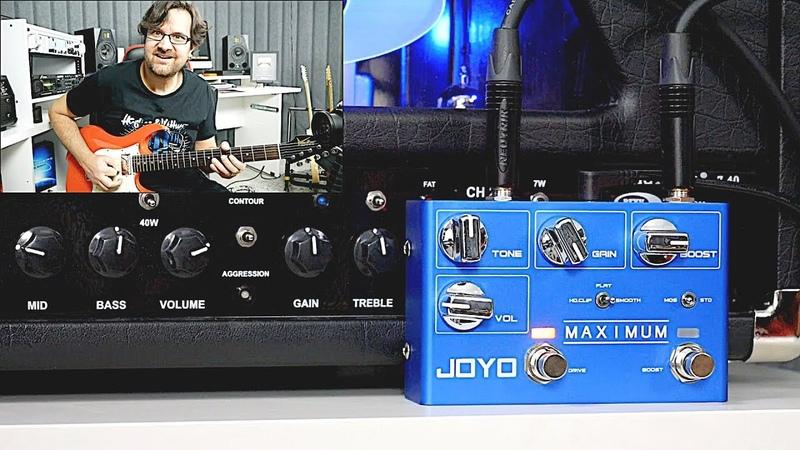 Joyo Maximum Overdrive Playthrough