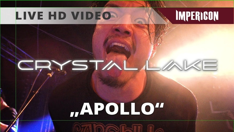 Crystal Lake - Apollo (Official Live Video)