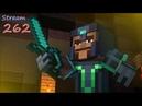 Minecraft Вжух Stream 262