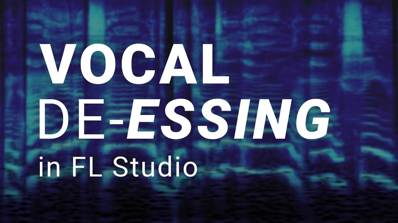 How To De Ess Vocals in FL Studio Fast Free and Simple