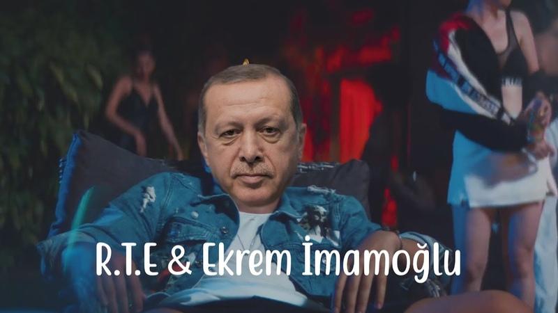 Recep Tayyip Erdoğan Ekrem İmamoğlu - Ela ( Ft. Reynmen )