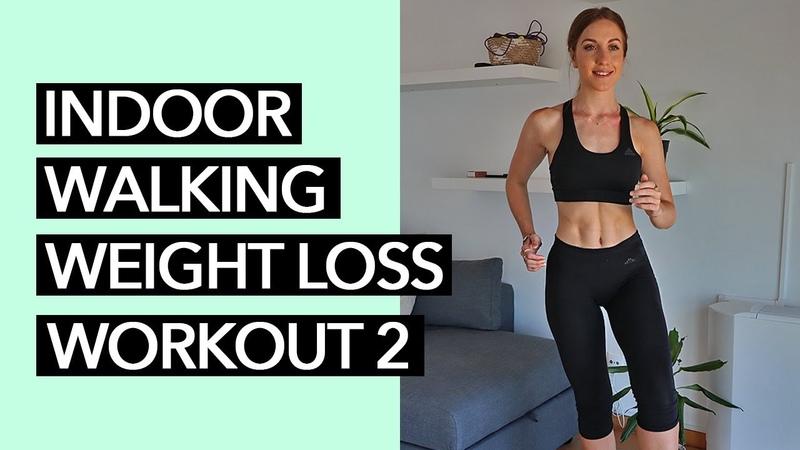 Holly Dolke - Indoor Walking Workout (20 Minutes) | Тренировка для похудения на основе ходьбы