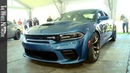 2020 Dodge Charger Widebody Unveil at the 2019 What's New Event