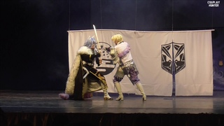 Sengoku Night Blood Роковая схватка — Yume no Yukido — Ковров