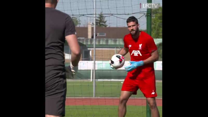 Inside Evian The Reds pre-season work continues in France