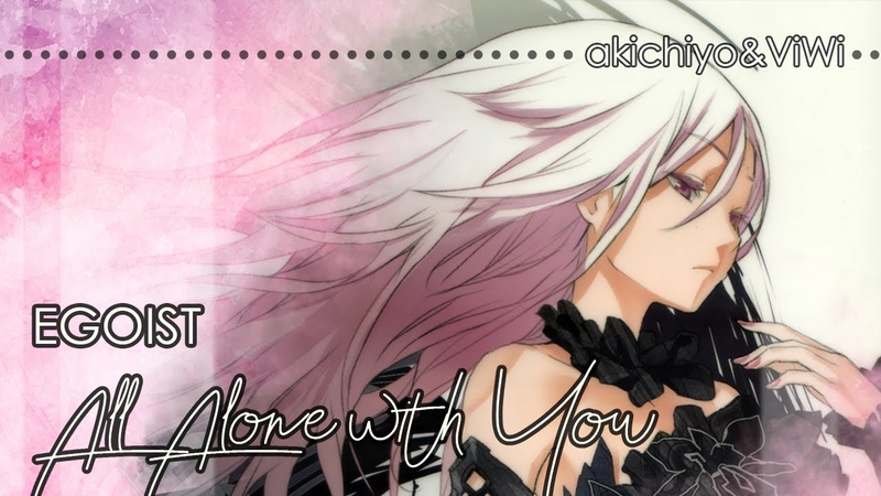ED2 Psycho Pass All Alone with You akichiyo ViWi jap rus cover