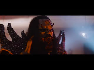 LORDI - I Dug A Hole In The Yard For You (2019)   Official Music Video   AFM Records
