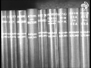 Rudyard Kipling (1960-1969)