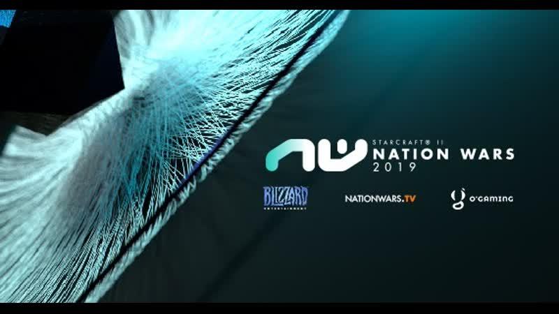 NationWars 2019 ro16 группа A и B лузера десайдеры