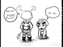 Озвучка комиксов Ereri ¦¦ Атака титанов