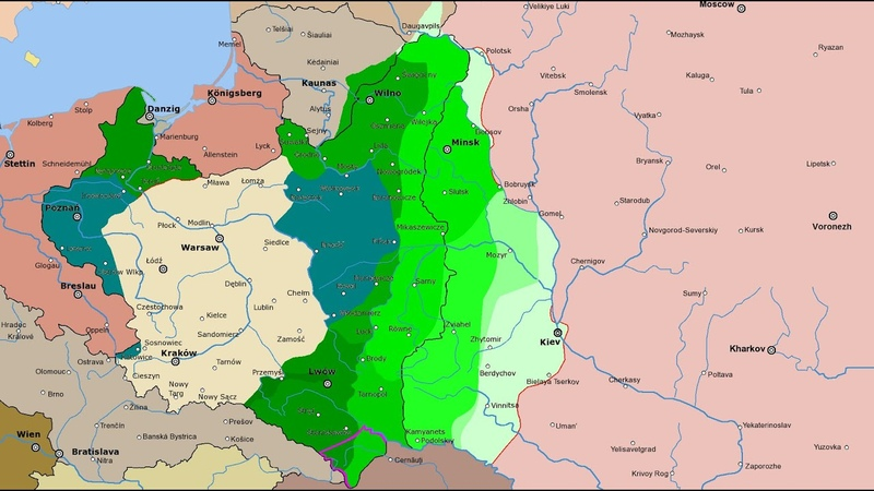 «Поход на Восток» и советско-польская война 1919-1921 гг.: как это было Колпакиди Польша СССР