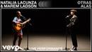 Natalia Lacunza Marem Ladson otras alas Live Performance Vevo