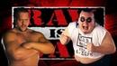 WWE 2K19 Big Show vs Blue Meanie, Raw Is War 99