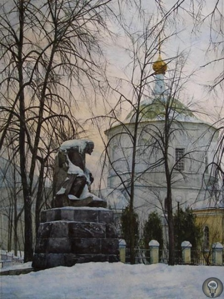 Художник Дмитрий Геннадьевич Родзин